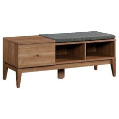 for window? - Millsboro Entryway Bench with Cushion - Threshold™ : Target