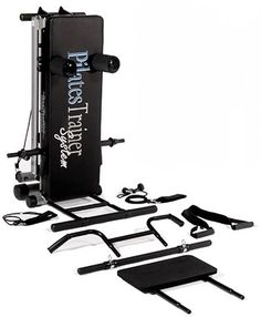 Bayou Fitness Total Trainer Pilates Sys Reformer Home Gym System Easy Weight Loss, How To Lose Weight Fast, Cardio Pilates, Only Shoes, Trainers, Gym, Health, Fitness, Apple