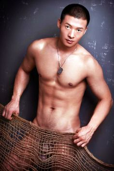 Naked Korean Guy 53