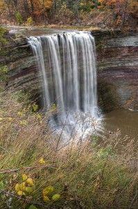 Balls Falls: Ontario Waterfalls