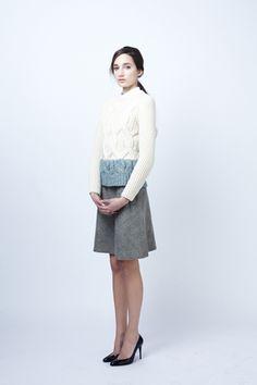 the sweater: Carven pre- fall 2012