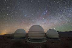 ESO ExTrA telescopes