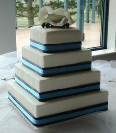 Simple Wedding Cakes | Beautiful Simple Wedding Cakes:Photo's of Famous People