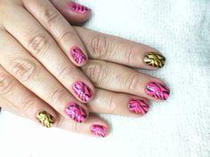 cebra fucsia Gemstone Rings, Gemstones, Jewelry, Hot Pink, The Creation, Hands, Jewlery, Gems, Jewerly