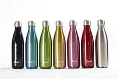 Swell Bottle 17oz/500ml -- keeps drinks cold for 24 hours or hot for 12!! need one asap!