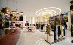 L'Aurora luxury fashion store by Stefano Tordiglione Design, Guangzhou » Retail Design Blog