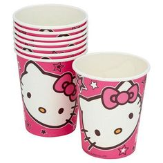 Classy Kitty cups!