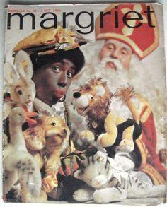 Sinterklaas cover Margriet 1966