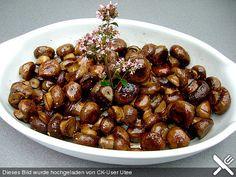 Gebratene Champignons (Rezept mit Bild) von Utee | Chefkoch.de