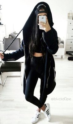 black on black and adidas shoes | BAYSE WOMENS ACTIVEWEAR, BASICS & ESSENTIALS | AUSTRALIA | streetstyle fashion style lifestyle activewear women style health nutrition training fit active womens inspiration fitness womenswear athleisure