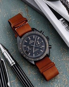 Stylish Watches, Luxury Watches For Men, Cool Watches, Latest Watches, Dream Watches, Panerai Watches, Breitling, Spy Watch, Watch Master
