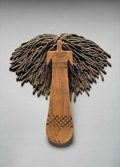 Wooden Paddle Doll from the Middle Kingdom Dynasty Xl-late Xll 2030–1802 B.C.