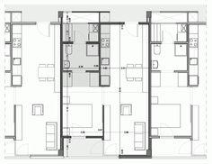Edificio de 37 Viviendas y un Centro de Atención Primaria en Les Preses / LEP Arquitectura + XCM Arquitectura