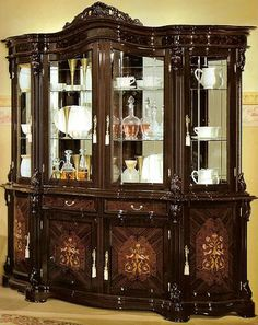 Www Furniturevictorian Victorian Dining Individual Items Amy Jones China Cabinets