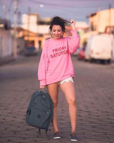 Urban Outfits, Casual Outfits, Cute Outfits, Swag Style, My Style, Pink Fashion, Womens Fashion, Pink Instagram, Foto Casual