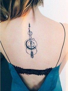 best arrow tattoo designs