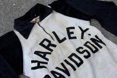 Sold+on+eBay:+Vintage+Harley+Davidson+Racing+Jersey+Shirt+for+$910