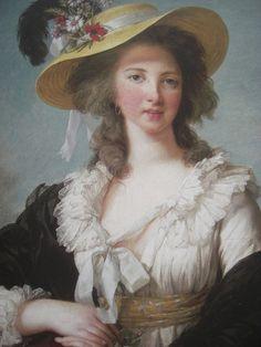The Duchesse de Polignac