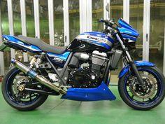 Kawasaki ZRX 1100/1200 - Page 4
