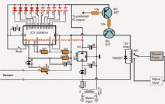 Soil Moisture Sensor Meter with Automatic Water Sprayer Circuit ~ Electronic Circuit Projects