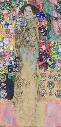 Discover the paintings of Gustav Klimt, the most important artist of the Jugenstils. you can order as well as art prints or hand painted paintings among hundreds of Klimt images. Art Klimt, Art Nouveau, Image Blog, Kunst Online, Arte Popular, Oil Painting Reproductions, Love Art, Art History, Art Gallery