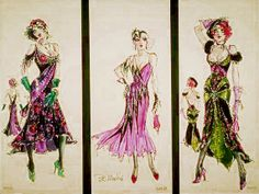 Costumes by Bob Mackie