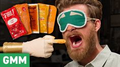 Popular Right Now United Kingdom l Fast Food Hot Sauce Taste Test Blue Microphones, Best Fast Food, Good Mythical Morning, Test Video, Popular Videos, Marketing, Hot Sauce, Food Videos, Youtube