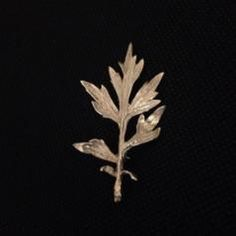 Used/Second hand Vintage solid silver brooch