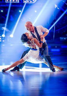 Strictly Come Dancing 2014: Week 10 - Janette Manrara and Jake Wood