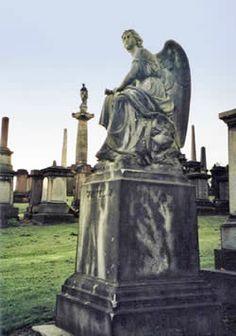 Glasgow Necropolis...a favorite place...beatuiful views of the city :)