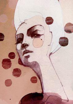 """Circles"" 2013 Ekaterina Koroleva Follow me on Facebook"
