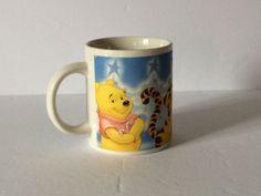 Disney Parks Winnie The Pooh Mug Coffee Cup NEW #unbranded