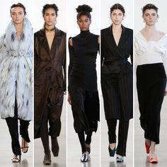 Fashion  highfashion  luxury  designers  hf  catwalk  runway  fashionweek   model  models  rtw  2018  aw  fw  aw18  fw18  autumn  winter  nyfw  bevza b09d04d6d1