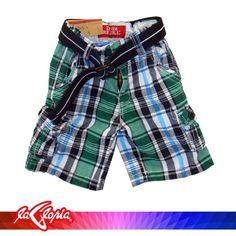 #Pantalonetas de #Colores y #Estampados que nos evocan el aroma de libertad del #Verano 3er.Piso #Niños