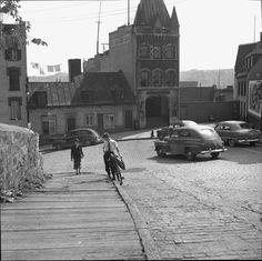 Le Québec des années 1950 vu par Lida Moser cote de la montagne