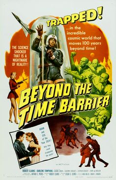 Super low-budget sci-fi from Edgar Ulmer.  Not terrible, but not as good as his film noir work.  2.5/5