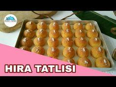 10 dakika İRMİKLİ HİRA Tatlısi|Tatlı Tarifleri|Şerbetli tatlı|Masmavi3Mutfakta - YouTube