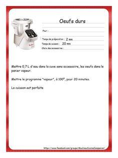 Aperçu du fichier Recettes Plats Companion.pdf World Recipes, Cookbook Recipes, Easy Cooking, Manicure, Quilting, Menu, Recipes, Recipe Cards, Nail Bar