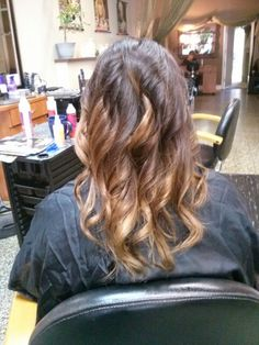 Ombre hair  beautiful