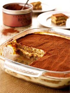 Irish Cream Tiramisu (Nigella Lawson) ~ Mmm!