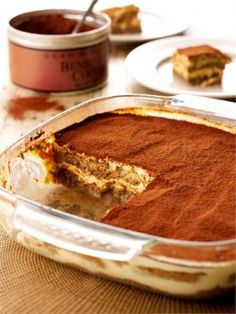 Irish cream tiramisu by Nigella Lawson