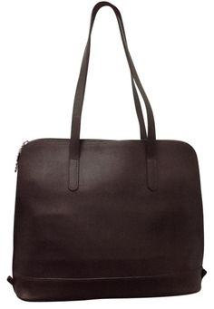 Jack Georges Jack Leather Large Shoulder Bag. Get one of the hottest styles  of the. Tradesy 3f99f8e608dc5