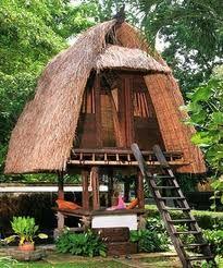 Rumah Panggung...East Indonesian Style