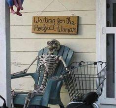 Esperando a la mujer perfecta