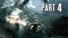 Bloodborne Walkthrough Gameplay Part 4 - Prey Slaughtered (PS4)