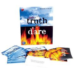 Party Truth or Dare Game Party Nights Foreplay Intimacy Fun Board Adult Sex