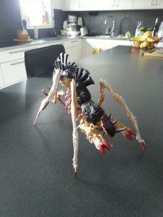 custom bio titan in progress