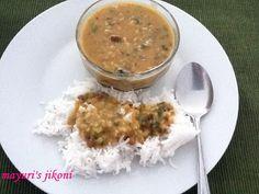 Mixed dal (mixed lentils)