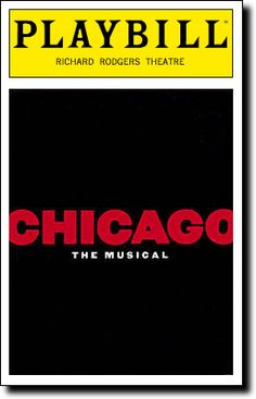 November 14, 1996: The long-running revival of CHICAGO opened on Broadway at the Richard Rodgers Theatre