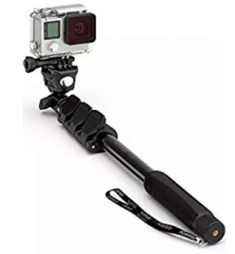 Professional GoPro Monopod 47 Waterproof Selfie Stick For Go - Go Pro - Ideas of Go Pro for sales. - Professional GoPro Monopod 47 Waterproof Selfie Stick For Go Pro Hero Action Cameras Gopro, Selfie Stick, Buyers Guide, Camera Accessories, Outdoor Power Equipment, Action, Sticks, Robot, Ideas